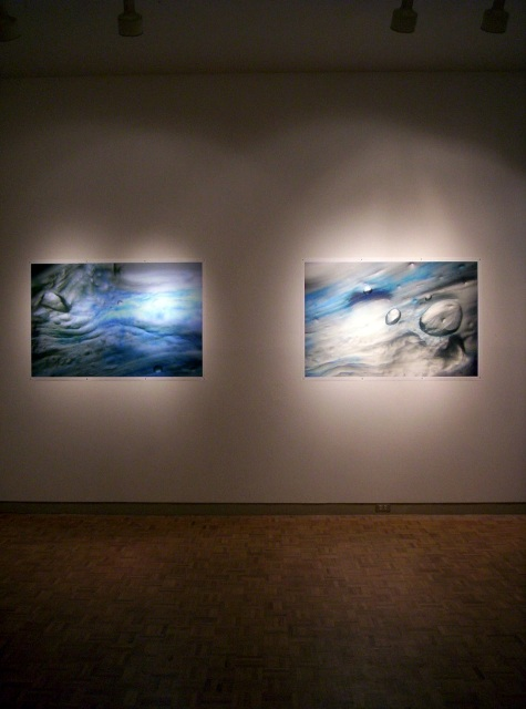 The Improbable Nature of the Properities That Lie Within, 2005: installation view