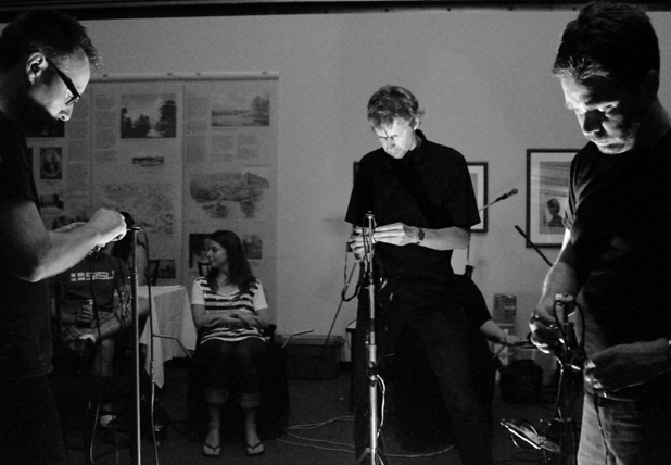 Live at Museum London, June 16th 2012
