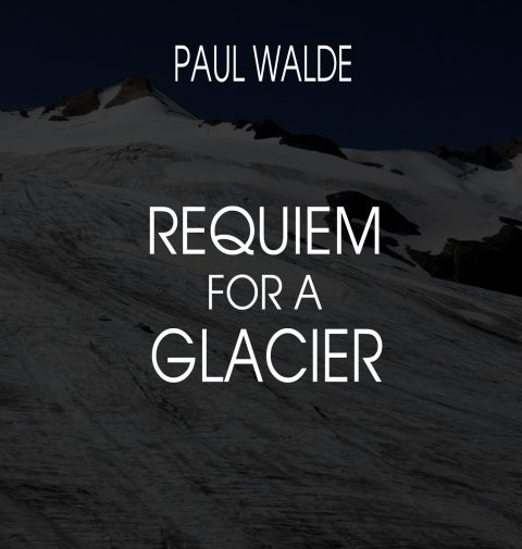 Requiem for a Glacier Soundtrack CD Cover